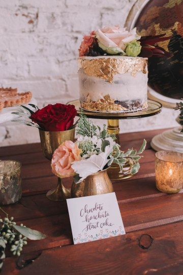 Vintage Travel Wedding Inspiration by Alexandria Odekirk Photography and Dotted Events 16