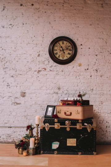 Vintage Travel Wedding Inspiration by Alexandria Odekirk Photography and Dotted Events 21
