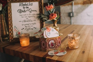 Vintage Travel Wedding Inspiration by Alexandria Odekirk Photography and Dotted Events 5