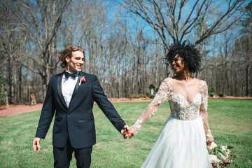 Whimsical Barn Wedding Inspiration by Glorious Moments Photography and Sara Gillianne 18