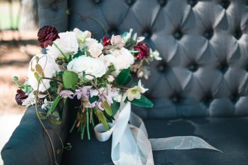 Whimsical Barn Wedding Inspiration by Glorious Moments Photography and Sara Gillianne 20