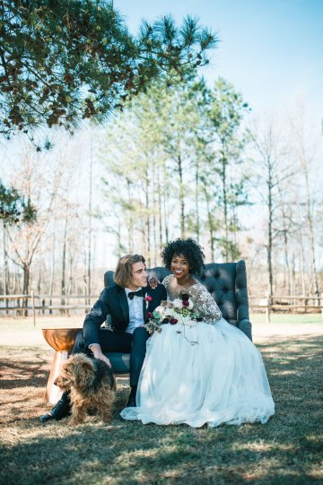 Whimsical Barn Wedding Inspiration by Glorious Moments Photography and Sara Gillianne 48