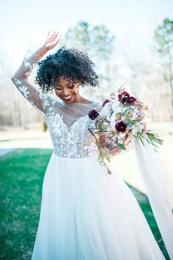 Whimsical Barn Wedding Inspiration by Glorious Moments Photography and Sara Gillianne 49
