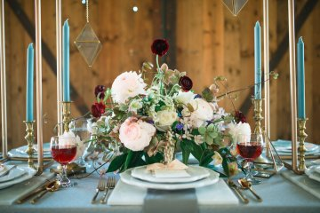 Whimsical Barn Wedding Inspiration by Glorious Moments Photography and Sara Gillianne 57