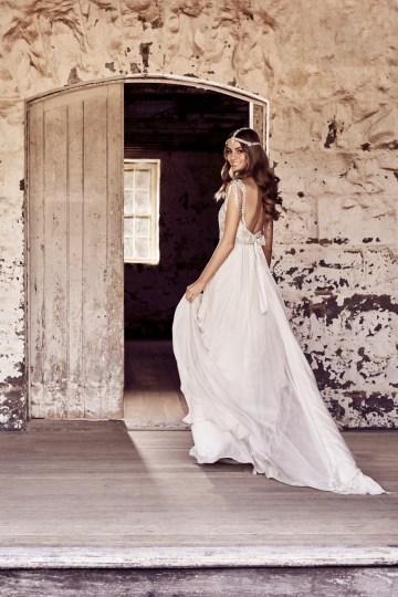 Anna Campbell Wedding Dress Collection 54