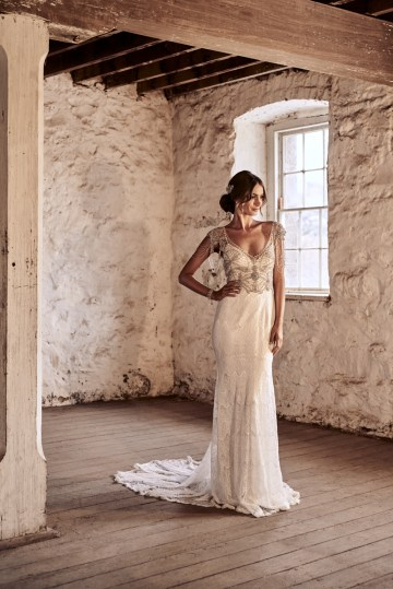 Anna Campbell Wedding Dress Collection 63
