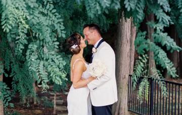 Beautiful Lakehouse Wedding by Jamie Rae Photo 39