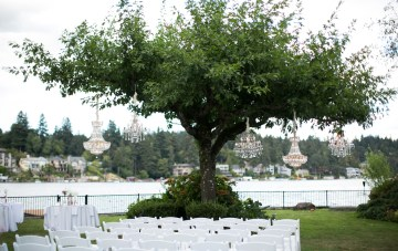 Beautiful Lakehouse Wedding by Jamie Rae Photo 45