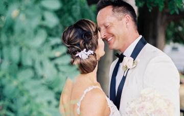Beautiful Lakehouse Wedding by Jamie Rae Photo 65