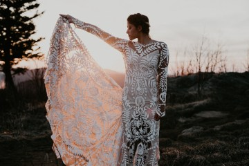 Boho Wedding Inspiration by Trek and Bloom Photography Co.27