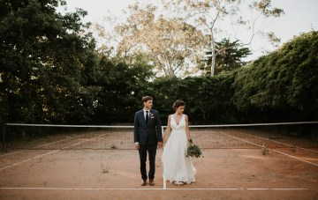 Cool Portuguese Wedding & Film with Relaxed Outdoor Vibes