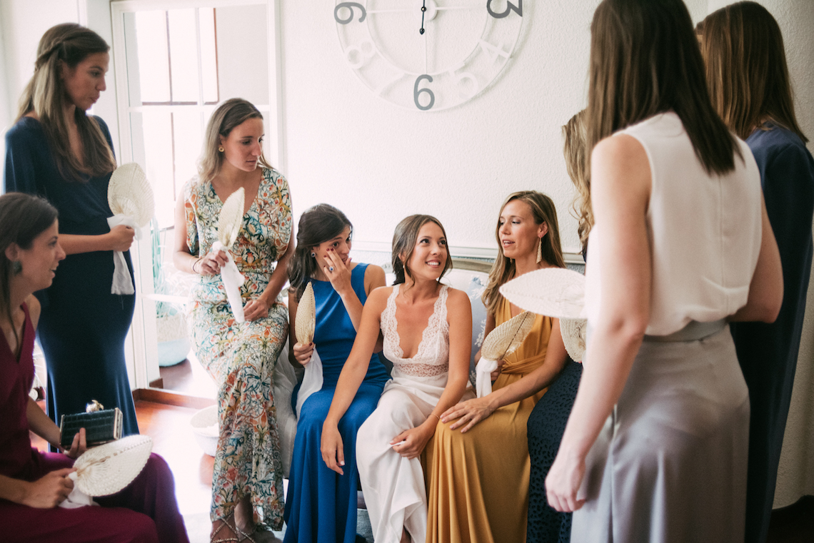 Cool Spanish Wedding by Sara Lobla and La Puta Suegra 16
