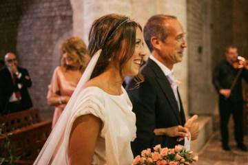 Cool Spanish Wedding by Sara Lobla and La Puta Suegra 24
