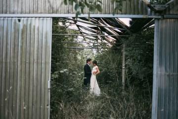 Cool Spanish Wedding by Sara Lobla and La Puta Suegra 36