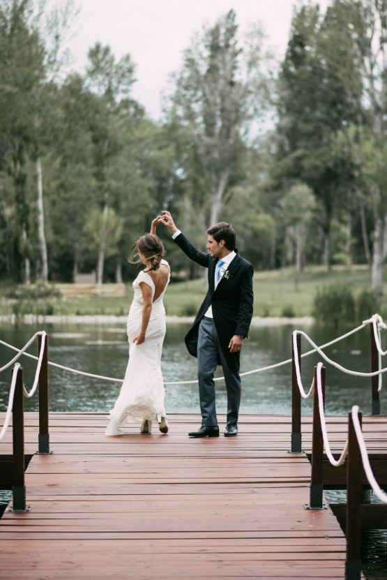 Cool Spanish Wedding by Sara Lobla and La Puta Suegra 62
