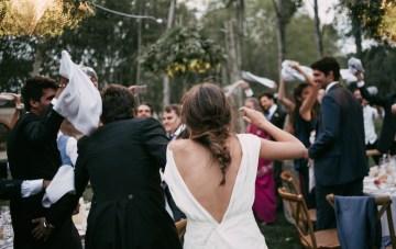 Cool Spanish Wedding by Sara Lobla and La Puta Suegra 65