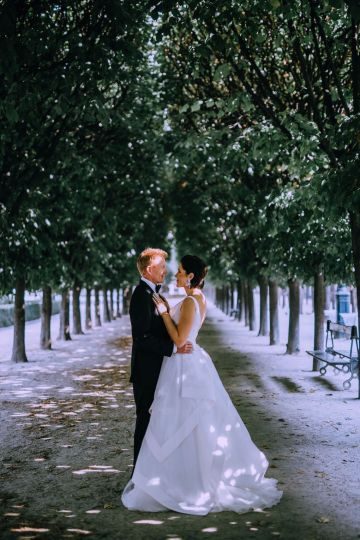 Glamorous French Wedding by Alisabeth Von Presley and Fete in France 38