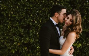 Elegant Arizona Wedding with a Traditional Church Ceremony