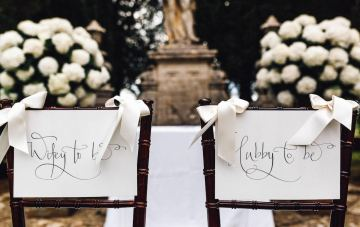 Luxurious Destination Wedding in Tuscany by Stefano Santucci 10
