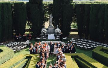 Luxurious Destination Wedding in Tuscany by Stefano Santucci 25