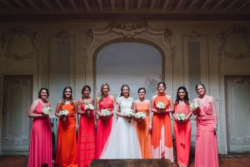Luxurious Destination Wedding in Tuscany by Stefano Santucci 66