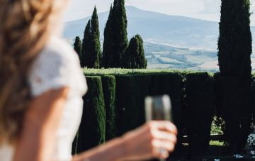 Luxurious Destination Wedding in Tuscany by Stefano Santucci 85