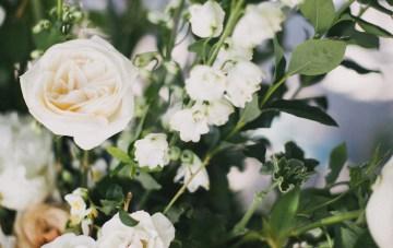 Modern Farmhouse Wedding Inspiration by Alexandra Wallace and A Lovely Creative 12