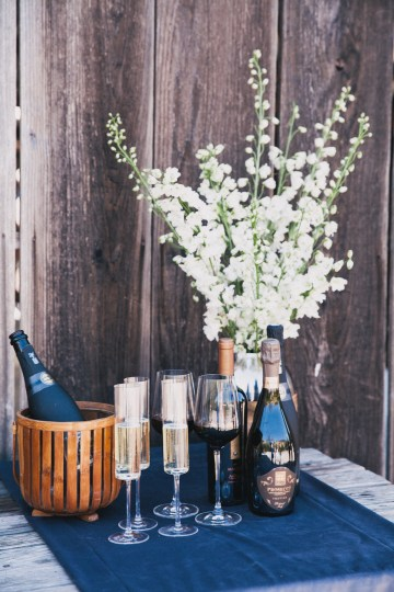 Modern Farmhouse Wedding Inspiration by Alexandra Wallace and A Lovely Creative 15