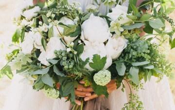 Modern Farmhouse Wedding Inspiration by Alexandra Wallace and A Lovely Creative 22