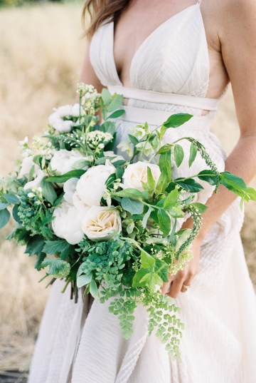 Modern Farmhouse Wedding Inspiration by Alexandra Wallace and A Lovely Creative 31