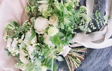 Modern Farmhouse Wedding Inspiration by Alexandra Wallace and A Lovely Creative 4