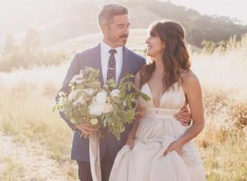 Modern Farmhouse Wedding Inspiration by Alexandra Wallace and A Lovely Creative jpg