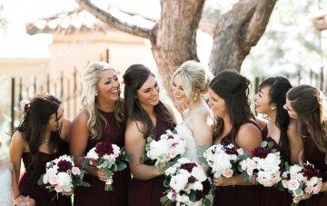 Pretty Outdoor Wedding by Sara Lynn Photography 44