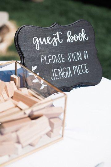 Pretty Outdoor Wedding by Sara Lynn Photography 48