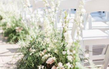Pretty Outdoor Wedding by Sara Lynn Photography 54