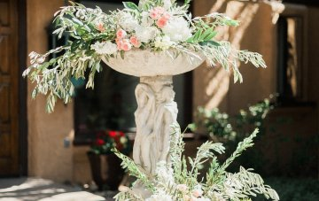 Pretty Outdoor Wedding by Sara Lynn Photography 55