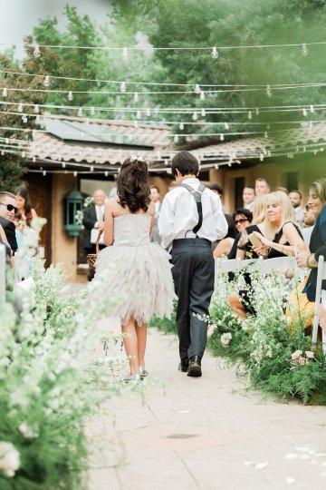 Pretty Outdoor Wedding by Sara Lynn Photography 62