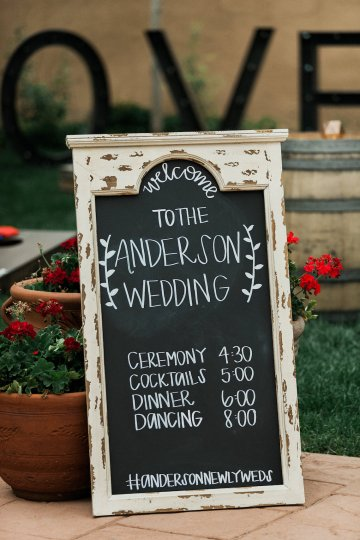 Pretty Outdoor Wedding by Sara Lynn Photography 65