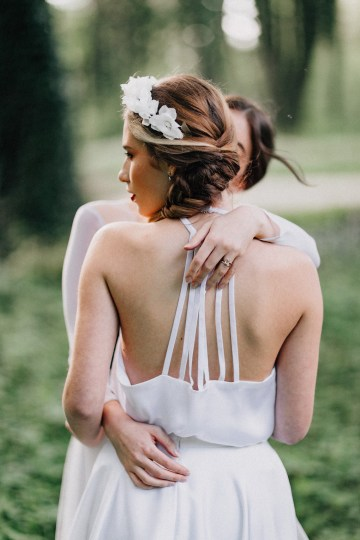 Romantic Wedding Inspiration by Wertan Photo and Local Weddings Budapest 83