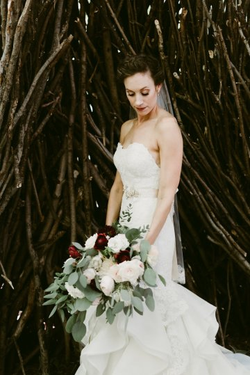 Rustic & Intimate Wedding by Suzuran Photography and Oak & Honey Events 1