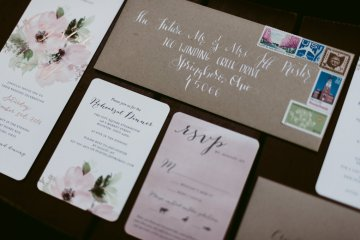Rustic & Intimate Wedding by Suzuran Photography and Oak & Honey Events 11
