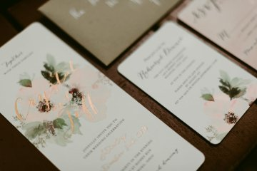 Rustic & Intimate Wedding by Suzuran Photography and Oak & Honey Events 12