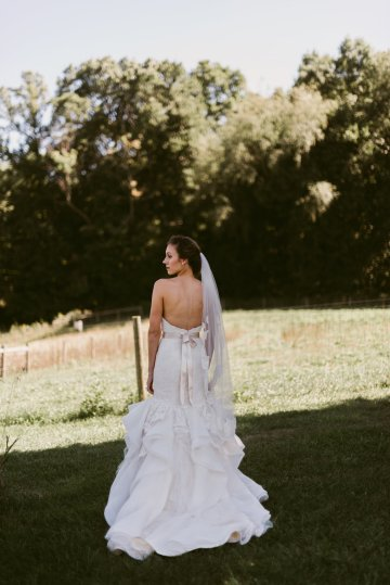 Rustic & Intimate Wedding by Suzuran Photography and Oak & Honey Events 16