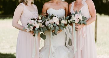Rustic & Intimate Wedding by Suzuran Photography and Oak & Honey Events 26
