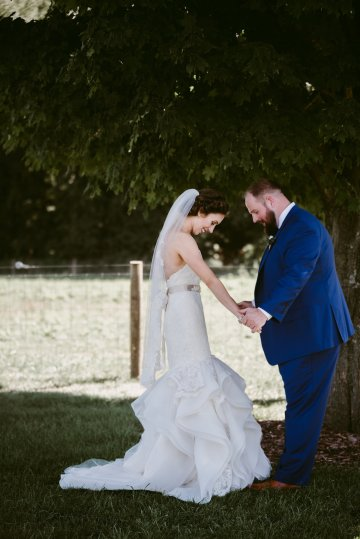 Rustic & Intimate Wedding by Suzuran Photography and Oak & Honey Events 35