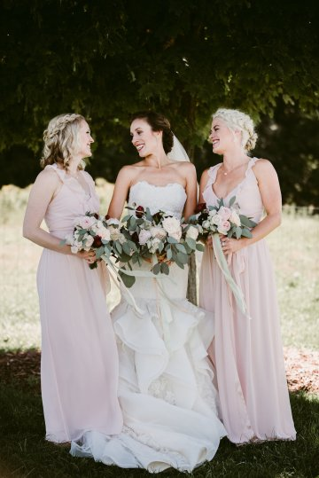 Rustic & Intimate Wedding by Suzuran Photography and Oak & Honey Events 38