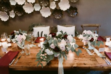 Rustic & Intimate Wedding by Suzuran Photography and Oak & Honey Events 50