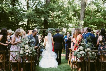 Rustic & Intimate Wedding by Suzuran Photography and Oak & Honey Events 59