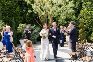 Sweet & Pretty Wedding by Gina Shoots Weddings and Sweet Emilia Jane 23