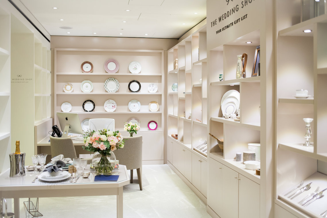 The Wedding Shop Showroom 9